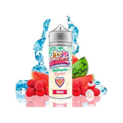 Watermelon & Lychee 100ml Shortfill