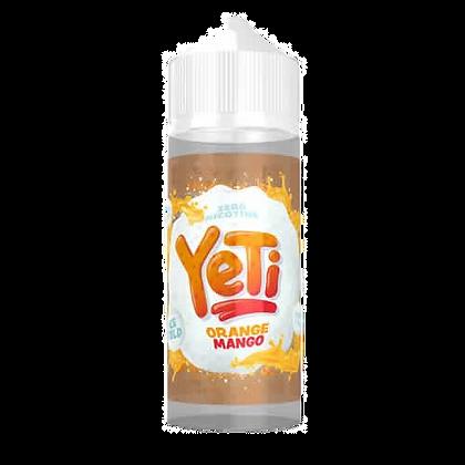 Yeti Orange & Mango 100ml