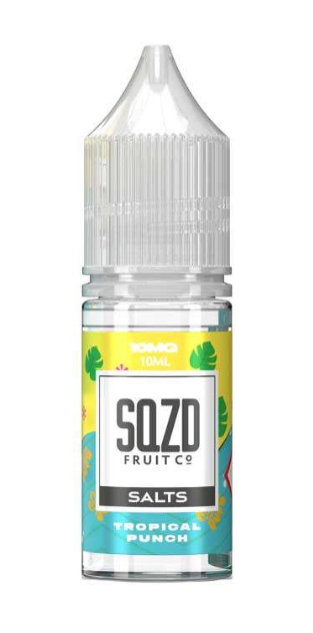 SQZD Salt Tropical Punch
