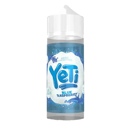 Yeti Blue Raspberry 100ml