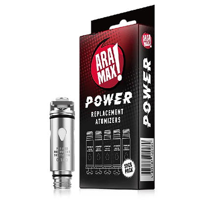 Aramax Power! Replacement Coils