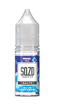 SQZD Salt Blueberry & Raspberry