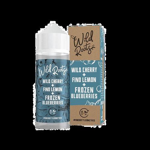 Wild Cherry, Fino Lemon & Frozen Blueberries 100ml