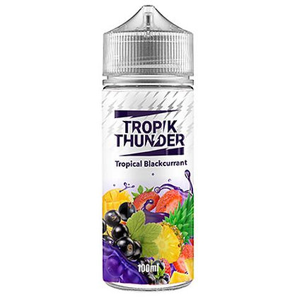Tropical Blackcurrant 100ml