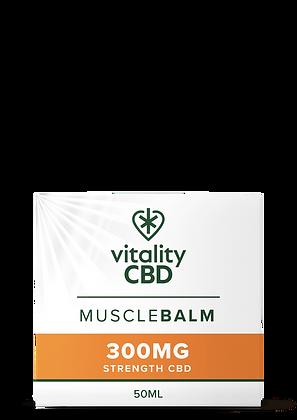 Vitality 300mg Muscle Balm 50ml