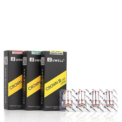 Uwell Crown 3 Coils x4