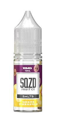 SQZD Salt Grape & Pineapple