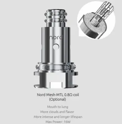 Smok Nord Coil Pack