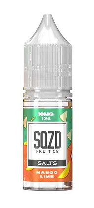SQZD Salt Mango & Lime