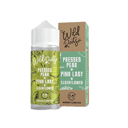 Pressed Pear, Pink Lady & Elderflower 100ml
