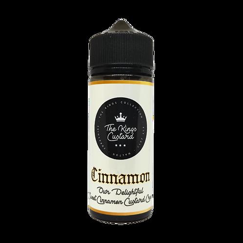 Cinnamon Custard 50ml / 100ml Shortfill