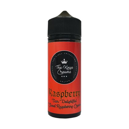 Raspberry Cream 50ml / 100ml