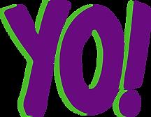 Yo Logo Redraw PurpleGreen.png