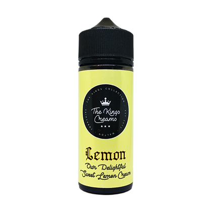 Lemon Cream 50ml / 100ml