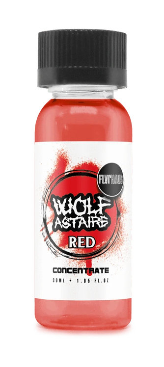 Wolf Astaire Red