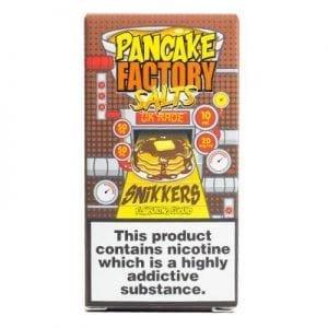 Snikkers pancake 20mg Salt