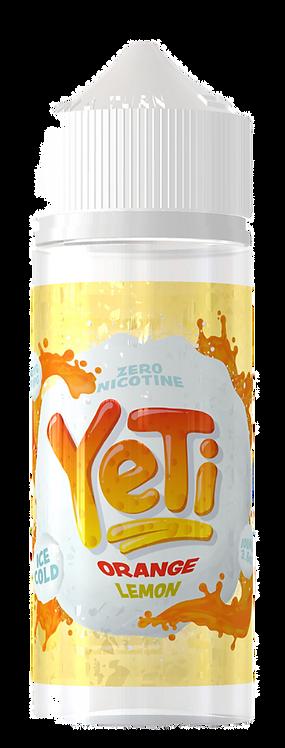 Yeti Orange + Lemon