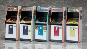 Different Styles of arcade games machines