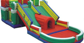 How to choose a good bounce house castle