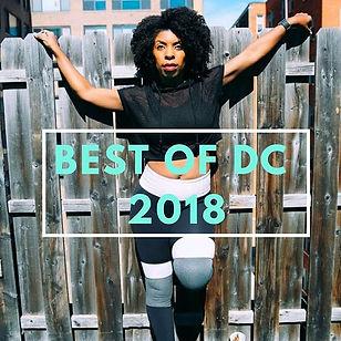 Washington City Paper winner of DC's Bes