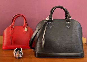 Borse Alma Epi Louis Vuitton
