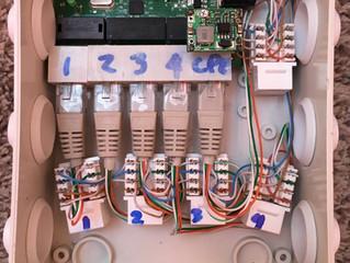 Cómo hacer un Switch Poe Reverso para conectar multiples clientes de un CPE. Versión ECONOWISP