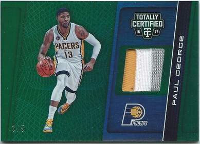 2016-17 Panini Totally Certified Green M
