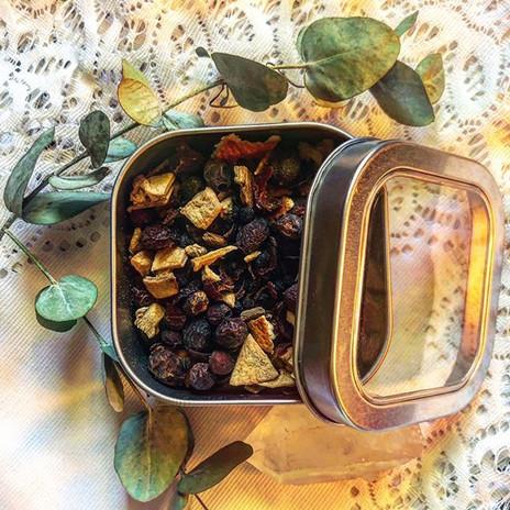 wild berry brew~ a favorite immune remedy