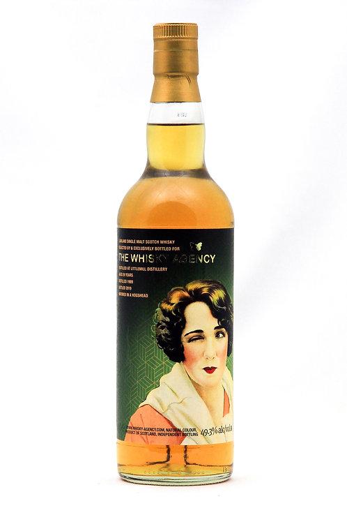 Littlemill 1989 29yo - The Whisky Agency 2019