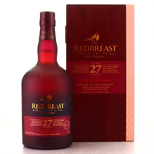 Redbreast 27YO Ruby Port Cask
