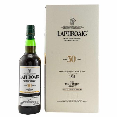 Laphroaig 30 YO The Ian Hunter Story - Book 2