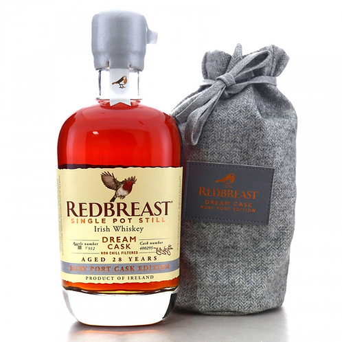 Redbreast 28 Year Old Dream Cask Ruby Port Edition 50cl