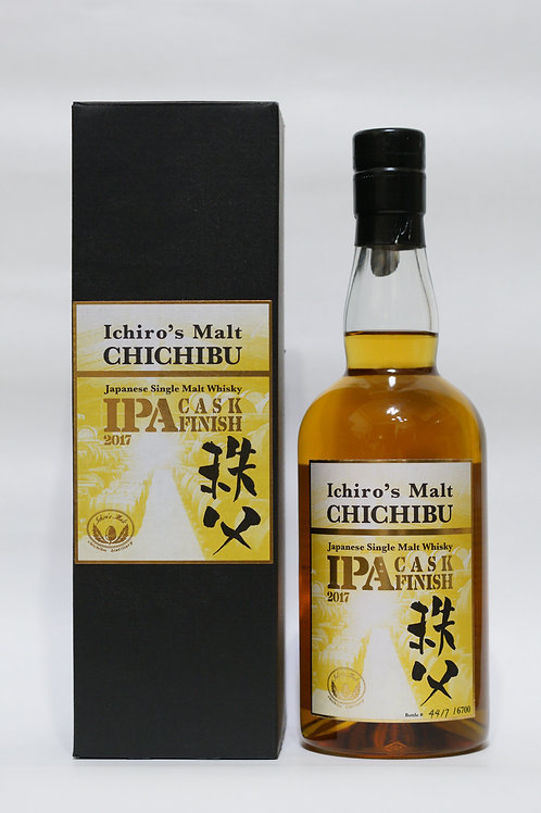 Chichibu IPA Cask Finish 2017