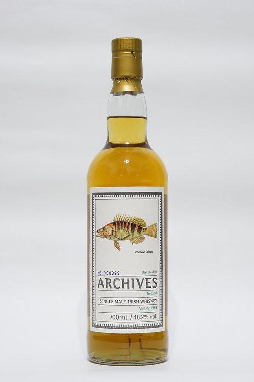 Irish 1989 27yo Archives The Fishes of Samoa