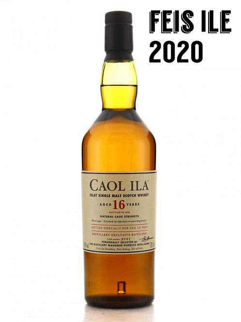 Caol Ila 16YO Feis Ile 2020