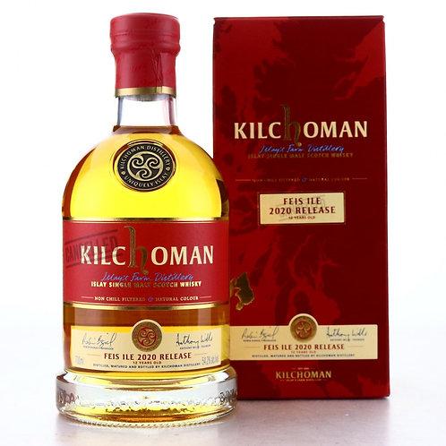 Kilchoman Feis Ile 2020 12YO Bourbon Barrel