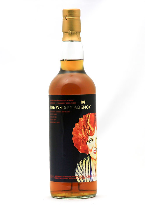 Lochside 1981 37yo - The Whisky Agency 2019