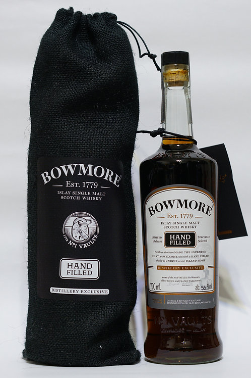 Bowmore Hand-Filled 1999 19yo Cask#2116