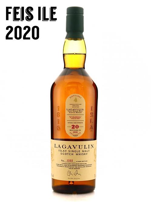 Lagavulin 20YO Feis Ile 2020
