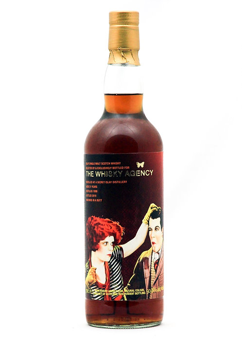 Secret Islay Distillery 21 yo 1998 - The Whisky Agency 2019