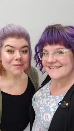 Miss Erika & Ms. Tara