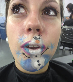 Frozen's Olaf - Lip Competition 2014
