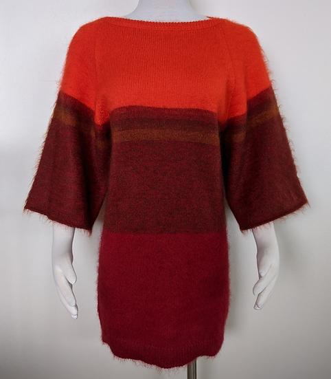 Vintage Hermes Mohair Sweater Dress IT 38 US 6