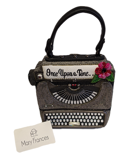 Mary Frances Typewriter Purse
