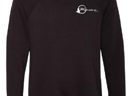 Unisex Sponge Fleece Raglan Sweatshirt