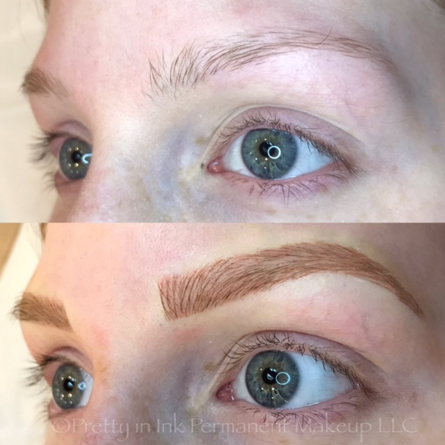 Pretty in Ink Permanent Makeup LLC