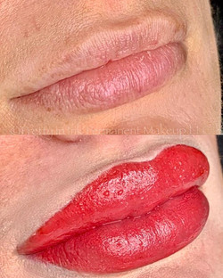 Lip blush! Perfect for those who have as