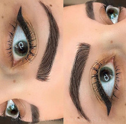 Beautiful brows for this lovely Flagstaf