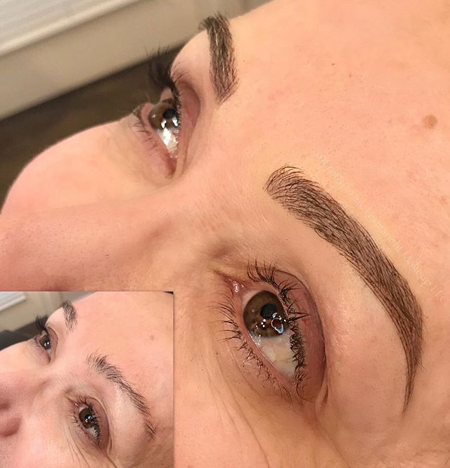 Microblading is for ALL ages! Instantly