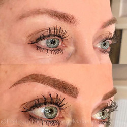 Always a pleasure doing the brows of a l
